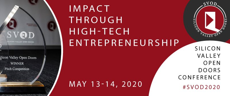Silicon Valley Open Doors Conference 2020
