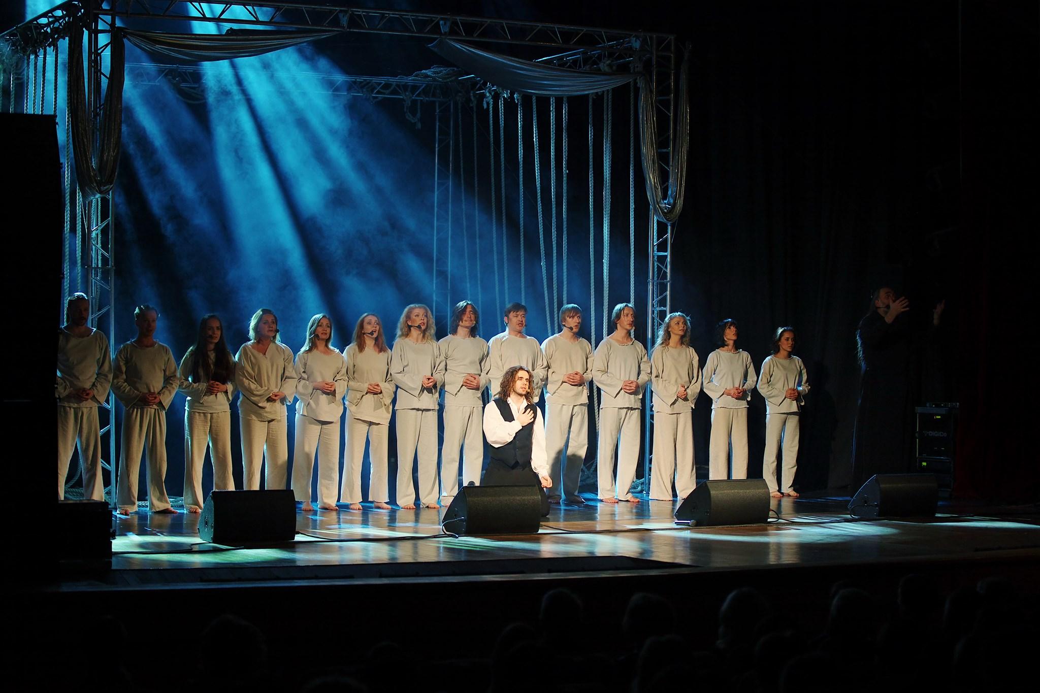 """Театр Алексея Рыбникова """"Юнона и Авось"""" в Сан Франциско. October 15, 2021"""